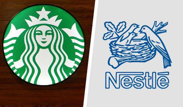 Nestle ile Starbucks arasında dev anlaşma