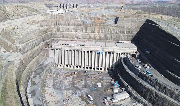 Ilısu Barajı ve HES'ten ekonomiye yıllık 1,5 milyar liralık katkı
