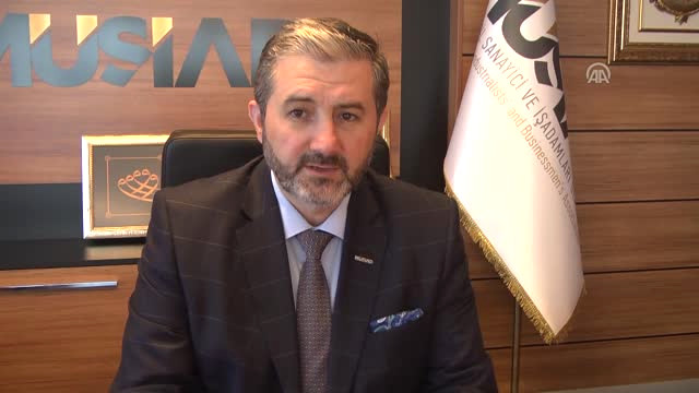 MÜSİAD Başkanı Kaan: Kriz yorumları kasıtlı, TL'yi tercih edin