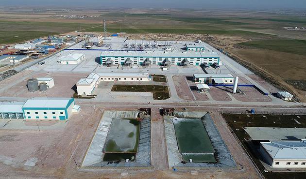 Tuz Gölü'ndeki gaz deposuna 1,2 milyar dolarlık kredi