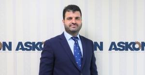 ASKON'da Genel Sekreterliğe Fatih Poyraz atandı