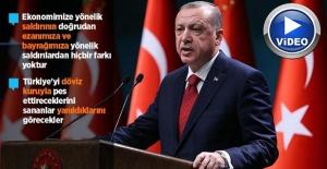 Başkan Erdoğan'dan 'ekonomik savaş' vurgulu Bayram mesajı