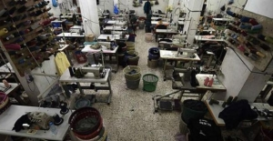 Gazze'deki fabrikalarda üretim durdu... 75 bin kişi işsiz kaldı