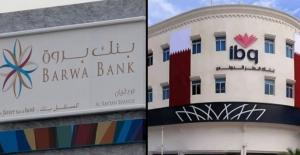 Katar'da iki banka birleşti