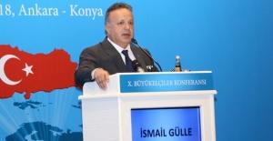 TİM Başkanı Gülle'nin, büyükelçilerden destek talebi