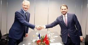 Türkiye ile Fransa'dan ABD'ye karşı iş birliği