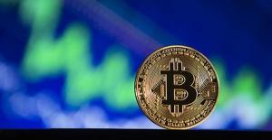 Bitcoin'de büyük düşüş