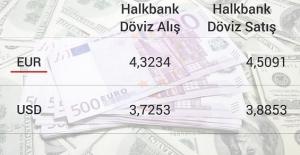 Halk Bankası hatalı kurla yapılan tüm işlemlerin iptal edildiğini açıkladı