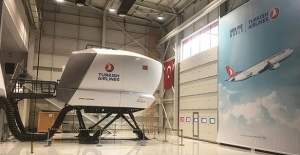 THY'nin yerli uçuş simülatörü hizmete girdi
