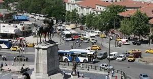 Ulus Meydanı'nı yayalaştıracak projeye onay