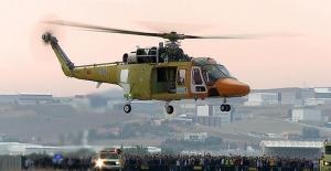 Yerli imkanlarla geliştirilen helikopter ilk uçuşunu yaptı   VİDEO