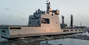 Askeri gemi Türkiye'den Pakistan'a yeni ihracatlara kapı açtı