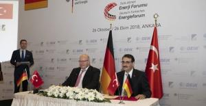 Türkiye ve Almanya'dan enerji iş birliği