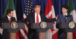 ABD, Kanada ve Meksika'dan yeni ticaret anlaşmasına imza