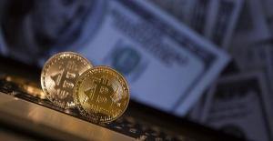 Bitcoin'de sert düşüş