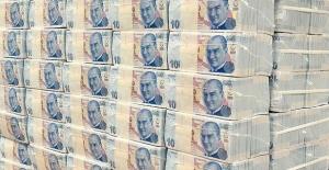 Hazine piyasaya 1 milyar 138,1 milyon lira borçlandı