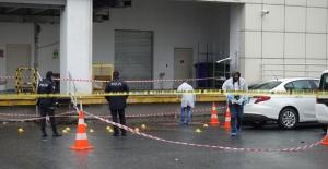 İstanbul'da AVM'nin otoparkında cinayet
