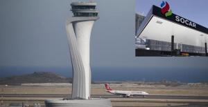 İstanbul Havalimanı'ndaki akaryakıt istasyonu ihalesi SOCAR'ın