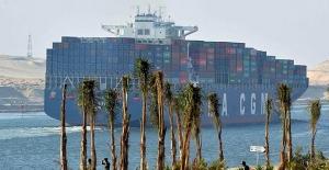 Mısır ekonomisinin 3'üncü büyük döviz kaynağı: Süveyş Kanalı