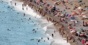 Muğla'ya gelen turist sayısında büyük artış