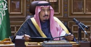 Kral Selman 4,3 milyar dolarlık yüzlerce projeyi başlattı