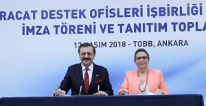 Ticaret Bakanlığı ve TOBB'dan büyük iş birliği