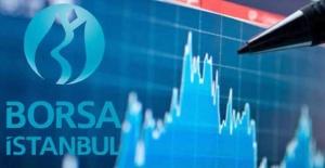 Borsa üst üste 10'uncu işlem gününde yükseldi