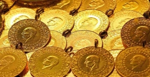 Altın fiyatları ilk işlem gününde...