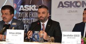 ASKON Genel Başkanı: 2019 yılını enflasyonla...
