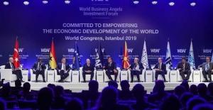 Dünya Melek Yatırım Forumu sona...