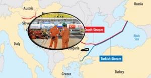 TürkAkım'ın deniz-kıyı bölümleri birleşti