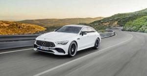 Mercedes-AMG GT 4-Kapılı Coupé Türkiye'de