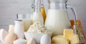 Ekim ayı süt ve süt ürünleri üretimi verilerini açıklandı