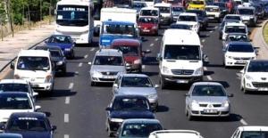 Geçen yıl trafiğe 1 milyon aracın kaydı yapıldı