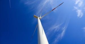 Rüzgardan elektrik üretimi rekor...