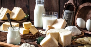 Süt ve Süt Ürünleri Üretimi verileri...