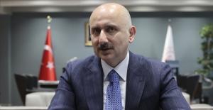 Karaismailoğlu: Kanal İstanbul projesinde çalışmalar bitmek üzere