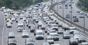 Ocakta 117 bin 313 aracın kaydı yapıldı