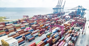 OECD ve AB ülkeleriyle 9,6 milyar dolarlık ticaret yapıldı