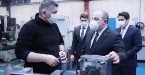 Bakan Varank: Beyaz eşya üretiminde Avrupa lideriyiz