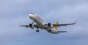 Pegasus Ankara'dan Londra'ya uçacak
