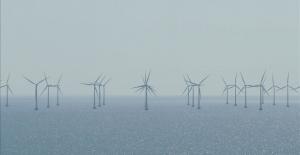 Türkiye#039;nin deniz üstü rüzgar...