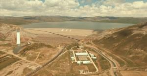 Yazıcı BarajI'ndan ekonomiye katkı
