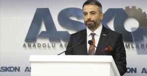 ASKON: Türkiye pandemi de üretim üssü oldu