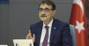 Bakan Dönmez: 'Türkiye, Avrupa'da 4'üncü büyük gaz piyasasına ulaştı
