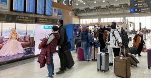 Pandemiye rağmen 5 ayda 6,5 milyon yolcuya hizmet verildi