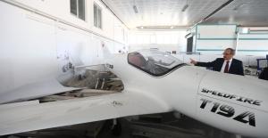 Yerli sivil uçak alıcılarını dört gözle bekliyor