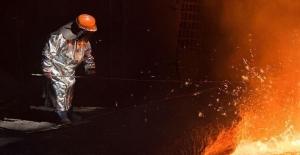 TÇÜD: Ham çelik üretimi yüzde 42,4 arttı