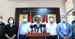 Bakan Elvan duyurdu: 'Hasar tespit çalışmaları hemen hemen tamamlandı'