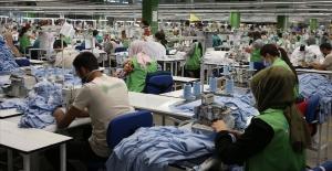 Hazır giyim endüstrisinden 386 bin yeni istihdam